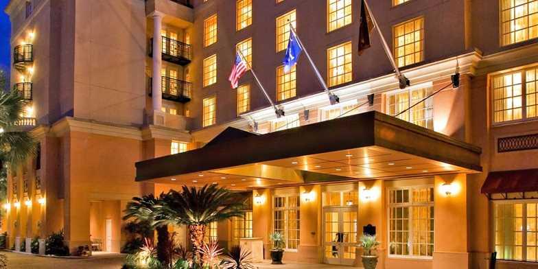 Renaissance Charleston Historic District Hotel Sc