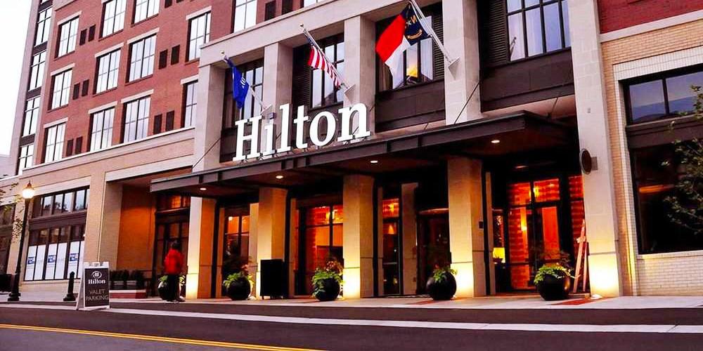 Hilton Asheville Biltmore Park -- Asheville, NC