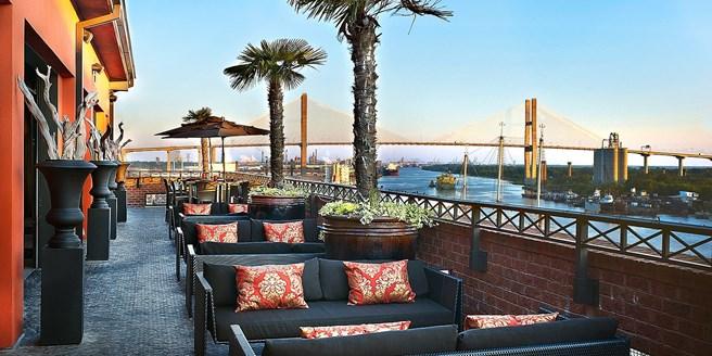 The Bohemian Hotel Savannah Riverfront Autograph Collection Ga