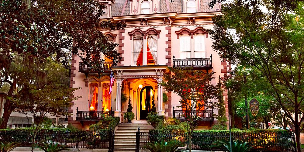 Hamilton-Turner Inn -- Savannah, GA