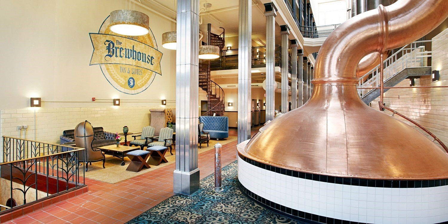 Brewhouse Inn & Suites -- Milwaukee, WI