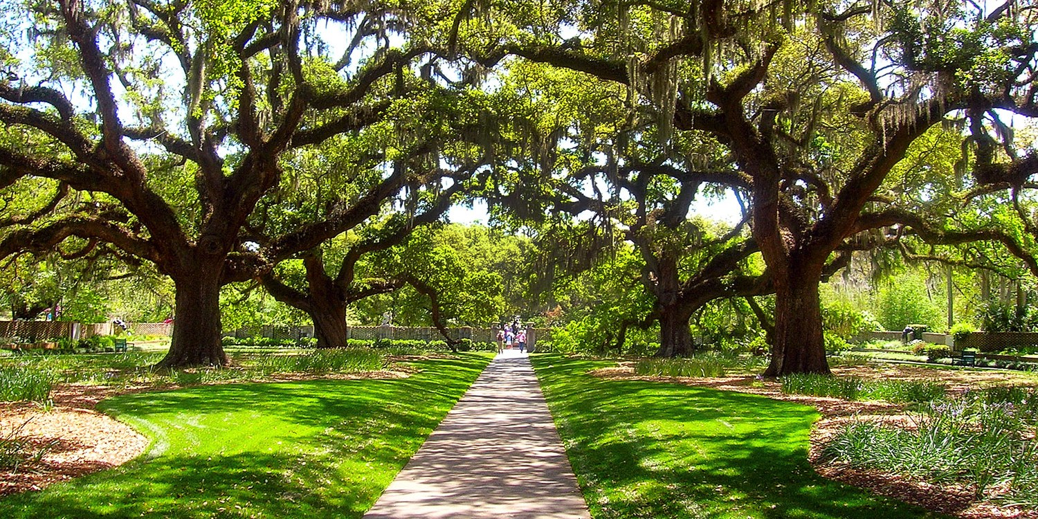 $16 -- Brookgreen Gardens & Zoo Admission for 2, Half Off