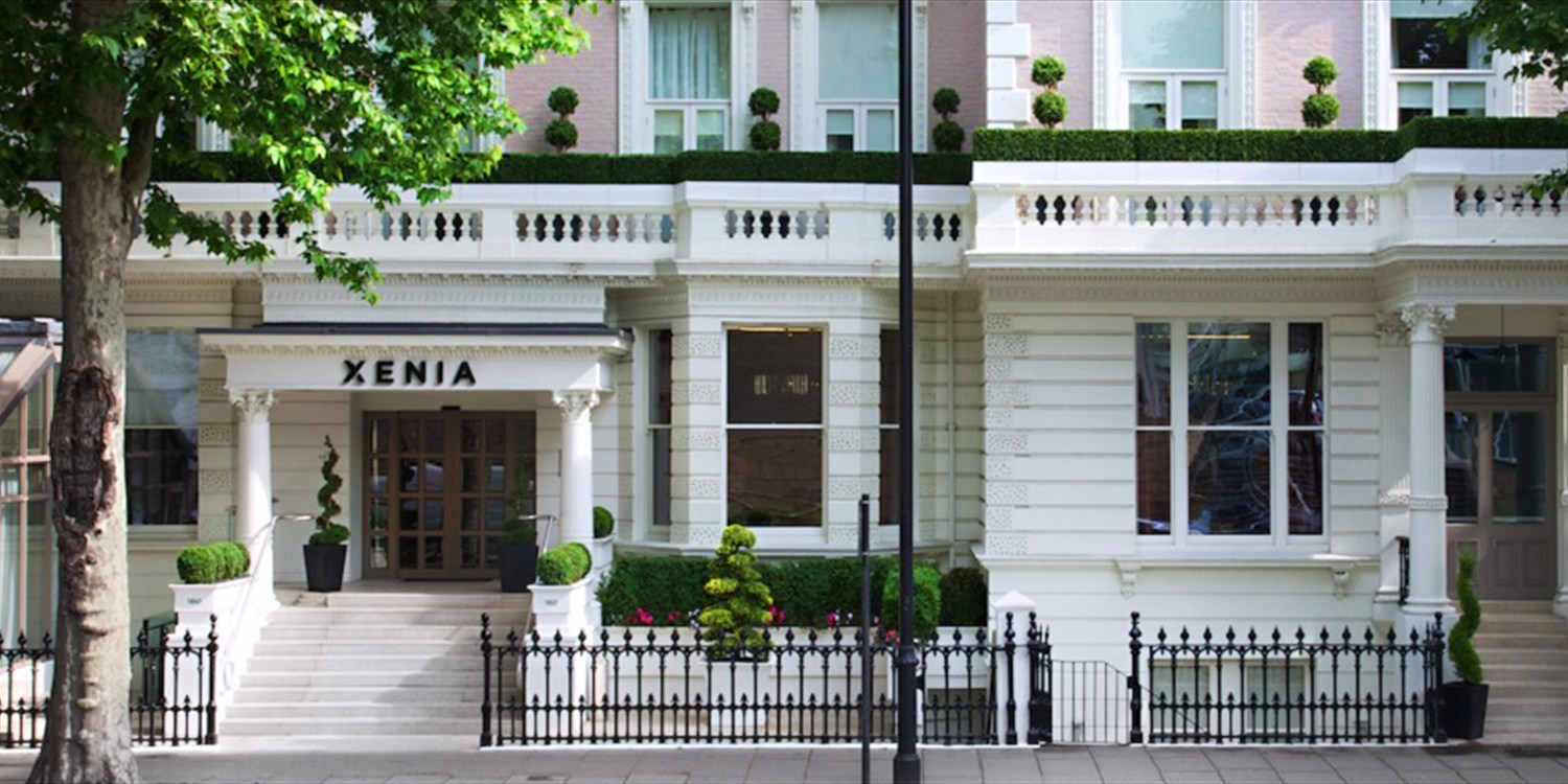 Hotel Xenia -- West London, United Kingdom