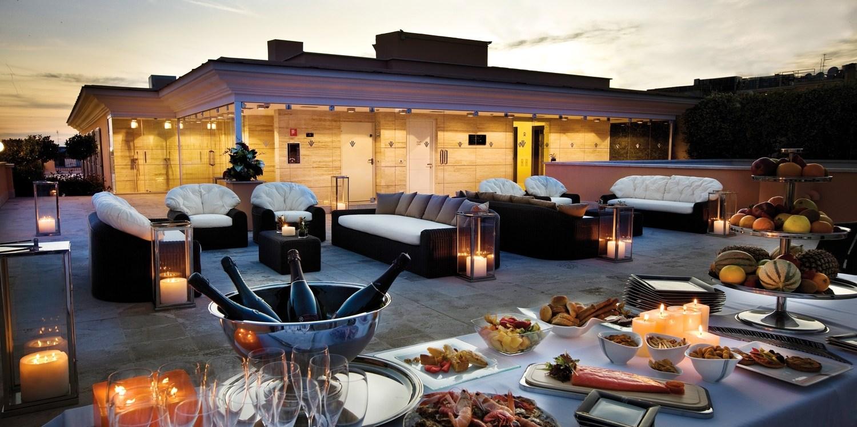 Grand Hotel Via Veneto -- Rome, Italy