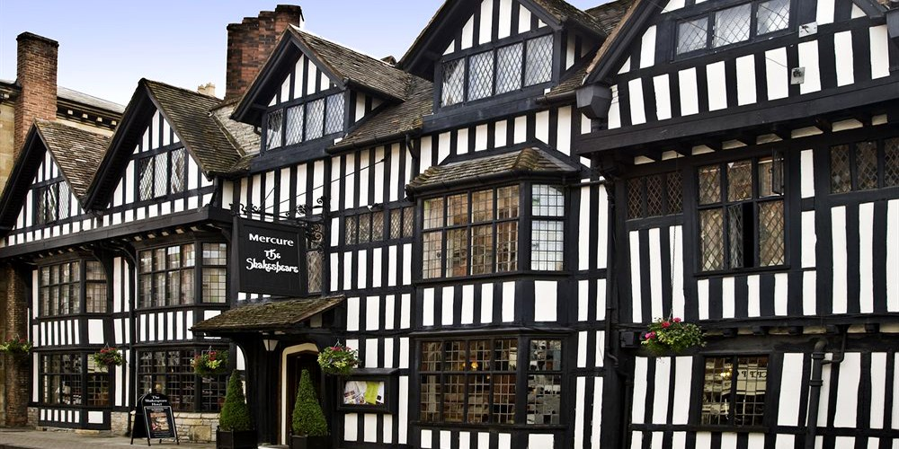 Mercure Stratford-upon-Avon Shakespeare Hotel -- Stratford-upon-Avon