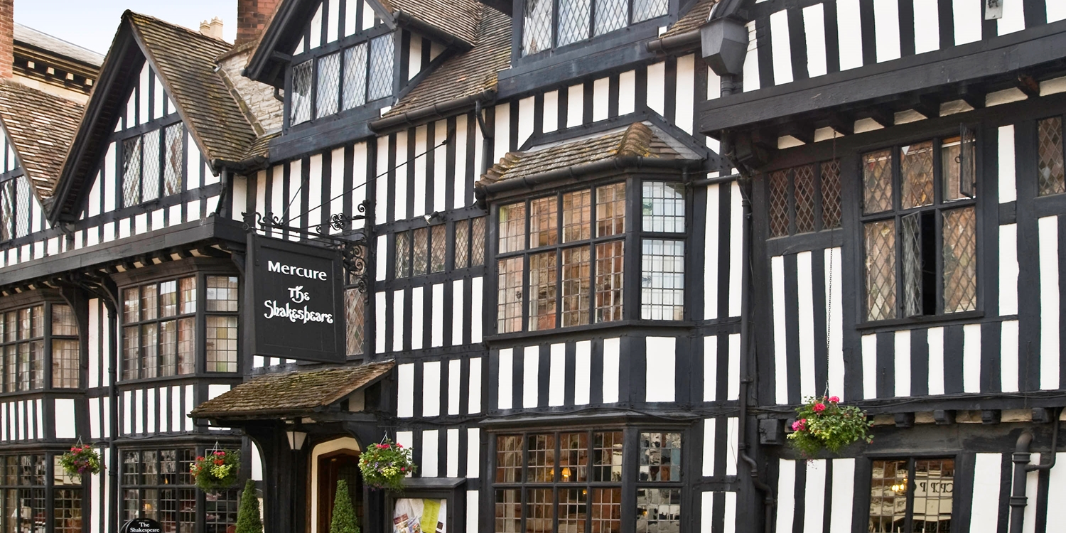 Mercure Stratford-upon-Avon Shakespeare Hotel