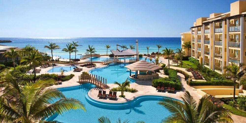 Now Jade Riviera Cancun Resort & Spa All Inclusive -- Puerto Morelos, Mexico