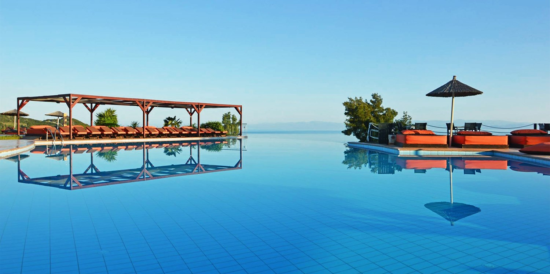 Alia Palace Hotel - Adults Only 16+ -- Kassandra, Greece