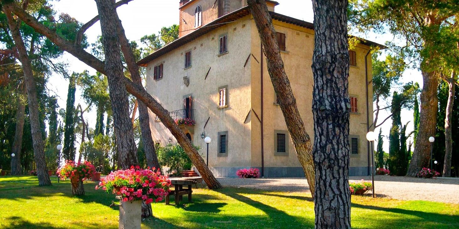 Relais Villa Petrischio -- Cortona, Italy