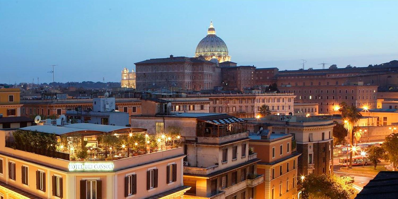 Dei Consoli Hotel -- Rom, Italien