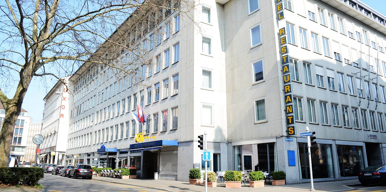 Hotel Glärnischhof -- Zurich, Switzerland