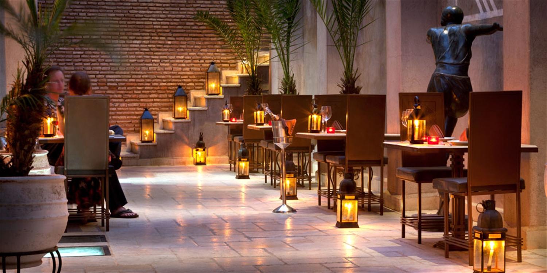 Villa Makassar -- Marrakesch, Marokko
