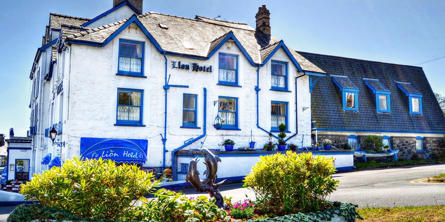 The Lion Hotel Criccieth