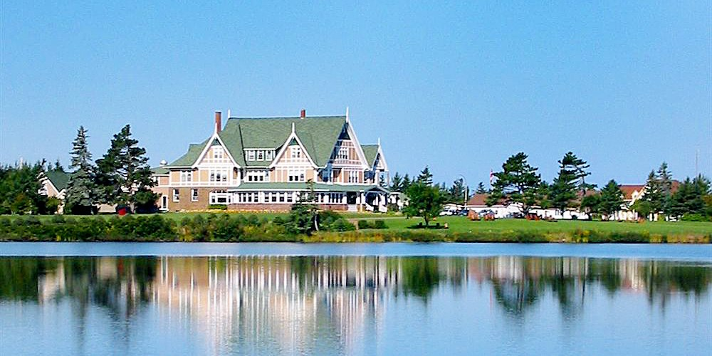 Dalvay by the Sea Hotel -- Prince Edward Island, Canada