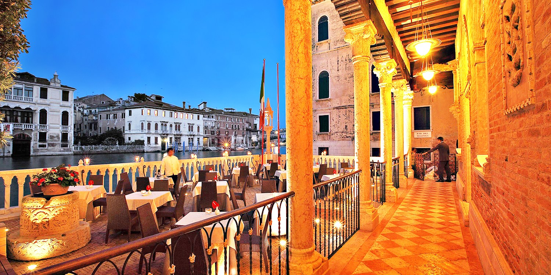 Palazzo Stern -- Venedig, Italien