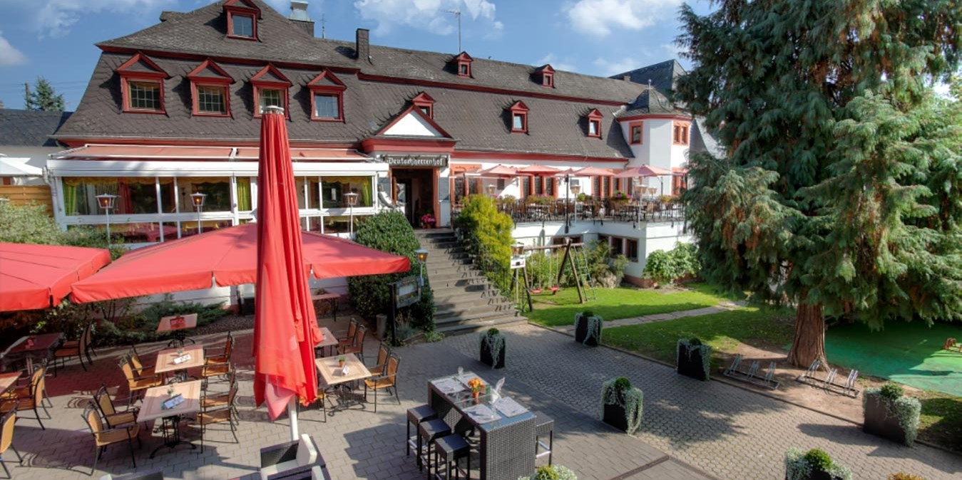 Hotel Deutschherrenhof -- Zeltingen-Rachtig