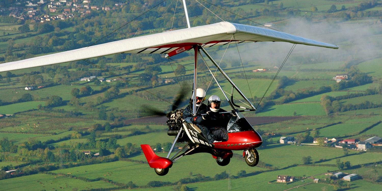 $99 -- Power Hang Gliding in Fernandina Beach, Reg. $249
