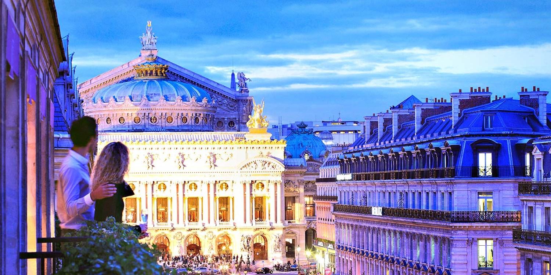 Hotel Edouard 7 -- Opera-Grands Boulevards-Haussman, Paris
