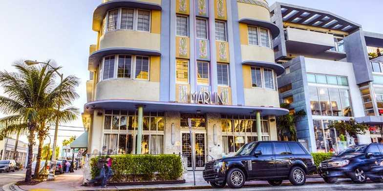 The Marlin Hotel South Beach