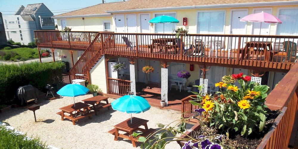 Ocean Resort Inn -- Montauk, NY