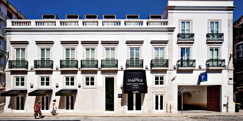 Inspira Santa Marta Hotel -- Lisbon, Portugal