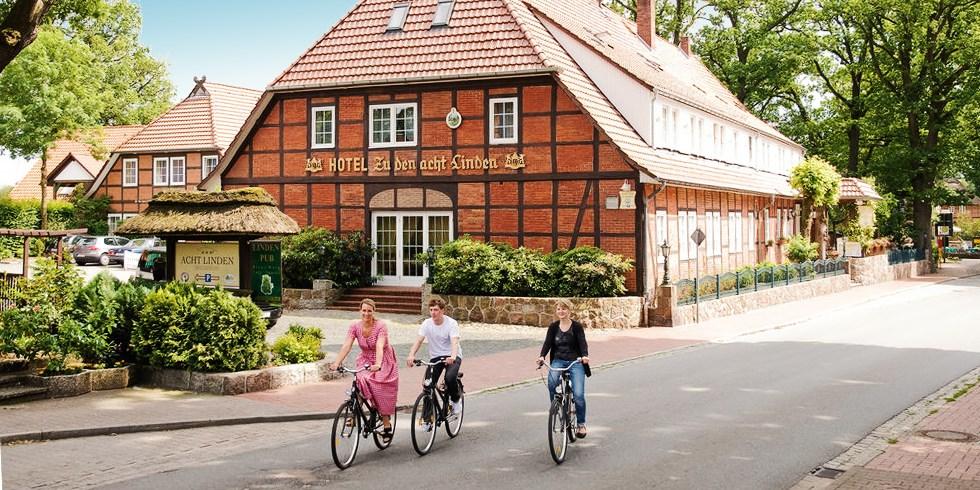 Hotel Acht Linden -- Egestorf