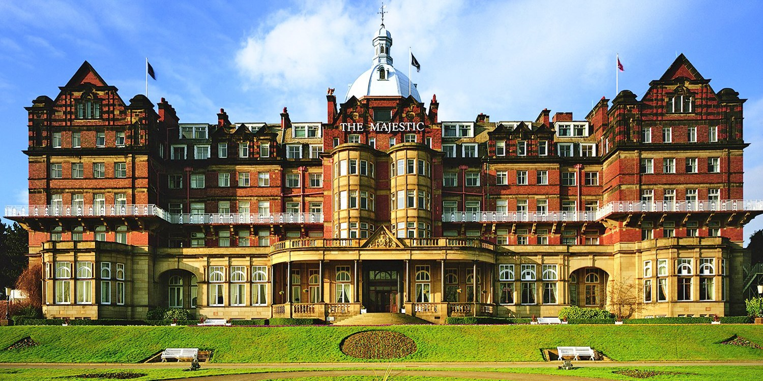 The Majestic Hotel, Harrogate	 -- Harrogate, United Kingdom