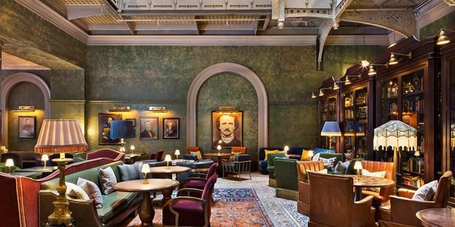 The Beekman A Thompson Hotel New York City Ny
