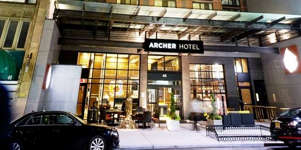 Archer Hotel New York -- Midtown-Times Square, New York