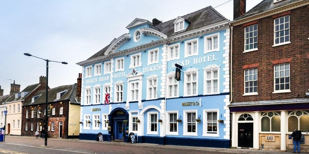 The Duke's Head Hotel -- King's Lynn, United Kingdom