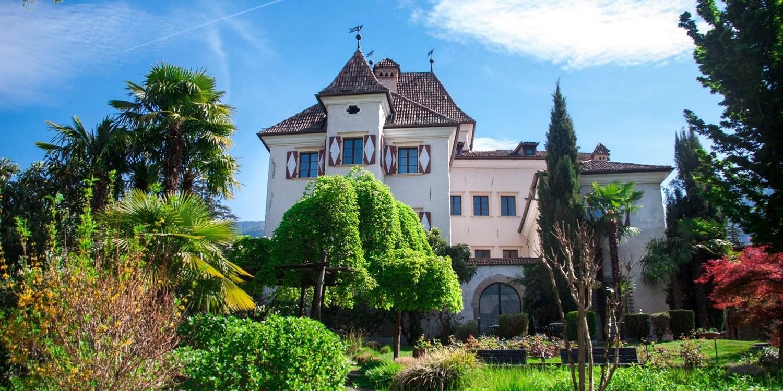 Hotel Castel Rundegg -- Merano, Italy