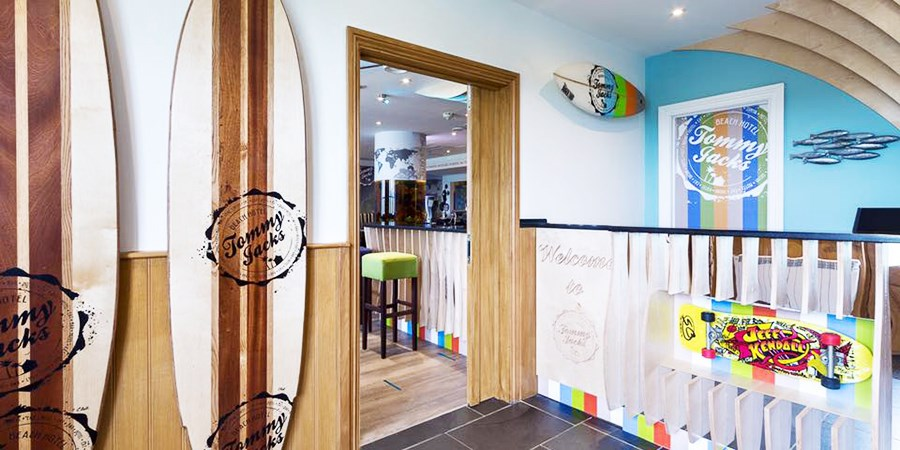 Tommy Jacks Beach Hotel -- Bude, United Kingdom