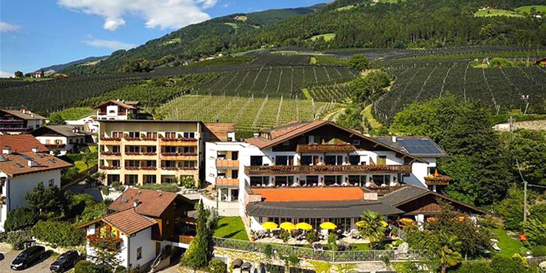 Hotel Hilburger -- Meran, Italien