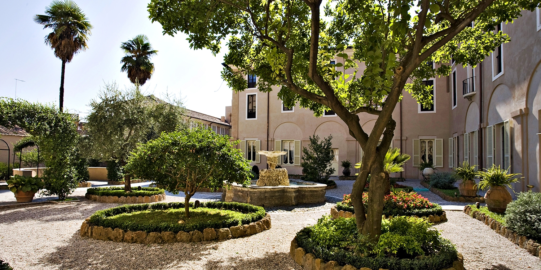 VOI Donna Camilla Savelli Hotel -- Rome, Italy