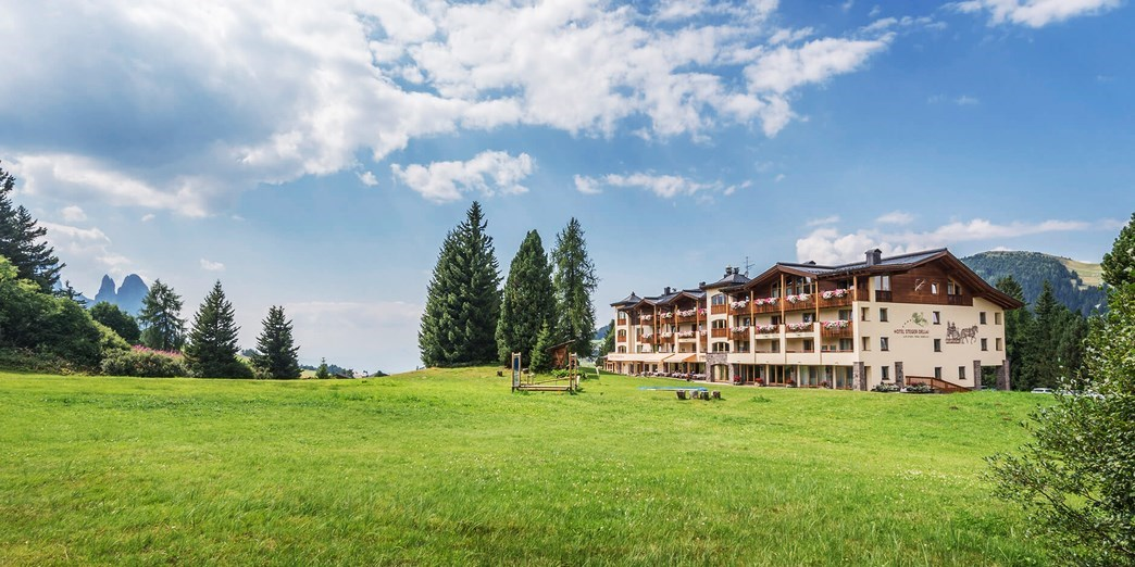 Hotel Steger-Dellai -- Kastelruth, Italien