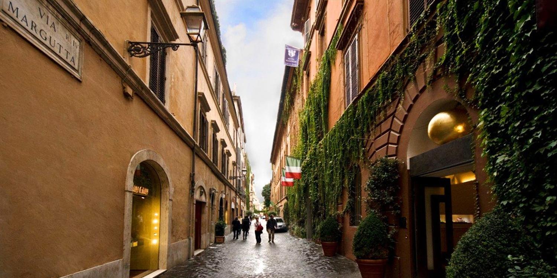 Hotel Manfredi Suite -- Rome, Italy