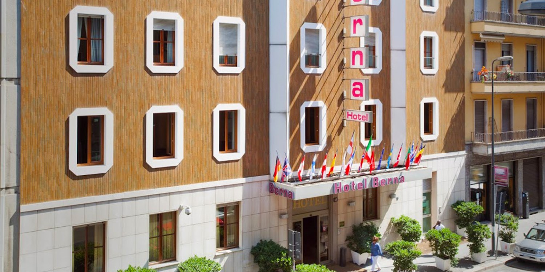 Hotel Berna -- Milan, Italy