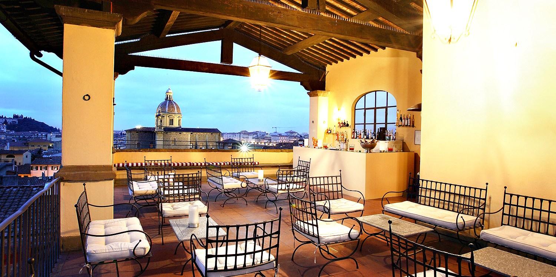 Palazzo Magnani Feroni -- Florenz, Italien