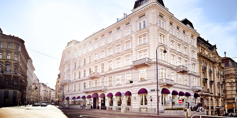 Hotel Sans Souci - Vienna -- Vienna, Austria