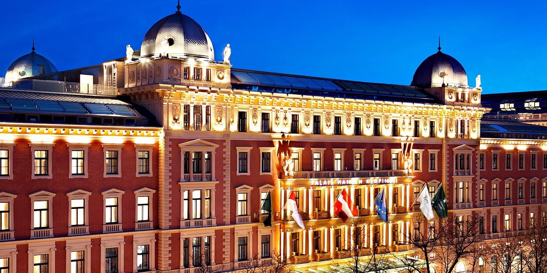 Palais Hansen Kempinski Vienna -- Vienna, Austria
