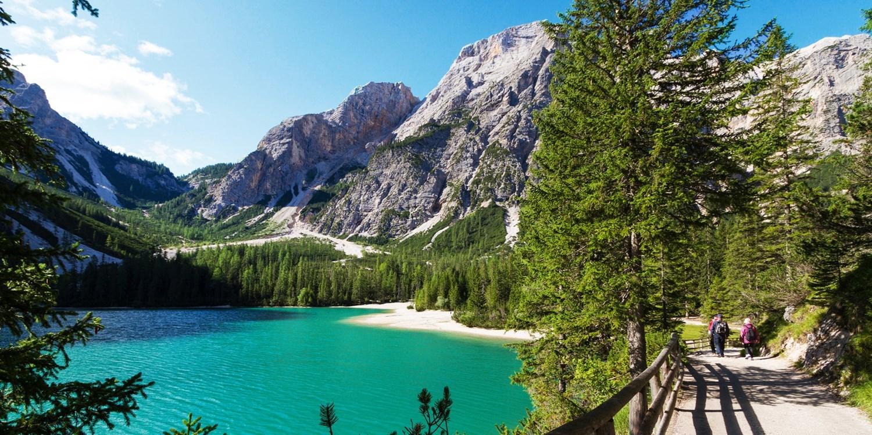 Lago di Braies im Pustertal