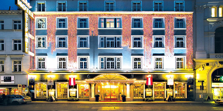 Hotel Stefanie -- Wien, Österreich
