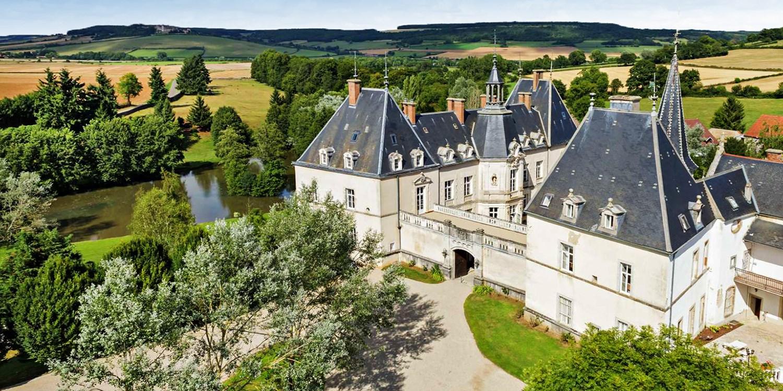 Château Sainte Sabine -- Ste.-Sabine, France