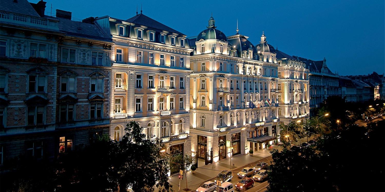 Corinthia Hotel Budapest -- Budapest, Hungary