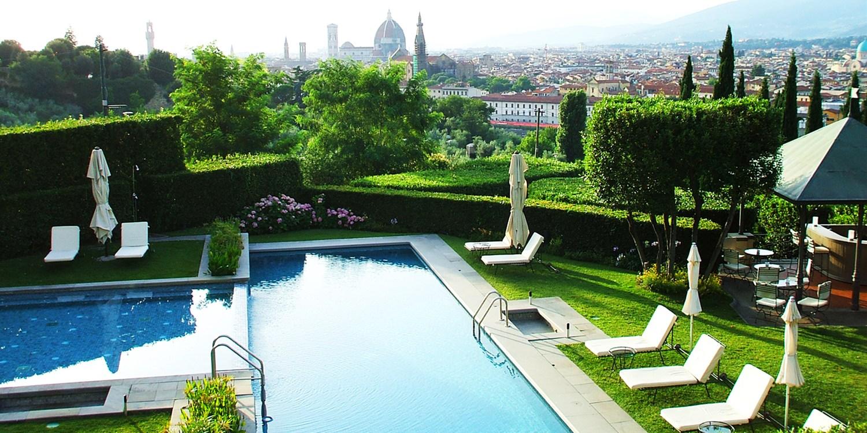 Villa La Vedetta -- Florence, Italy