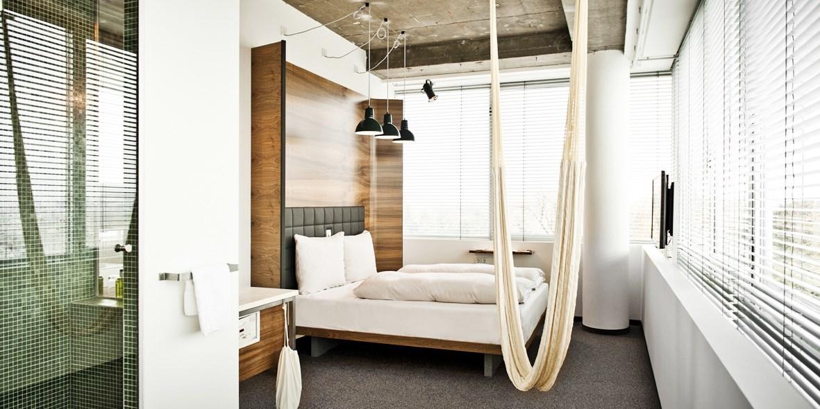 Hotel Daniel Vienna -- Vienna, Austria