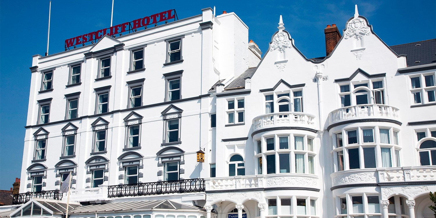 Westcliff Hotel -- Southend-on-Sea, United Kingdom
