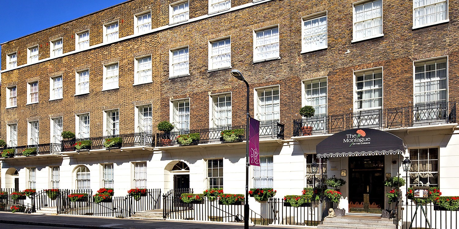 The Montague on the Gardens -- London, United Kingdom