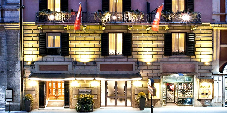 Mascagni Hotel -- Rome, Italy