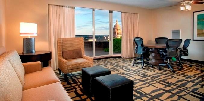 DoubleTree Suites by Hilton Austin -- Austin, TX
